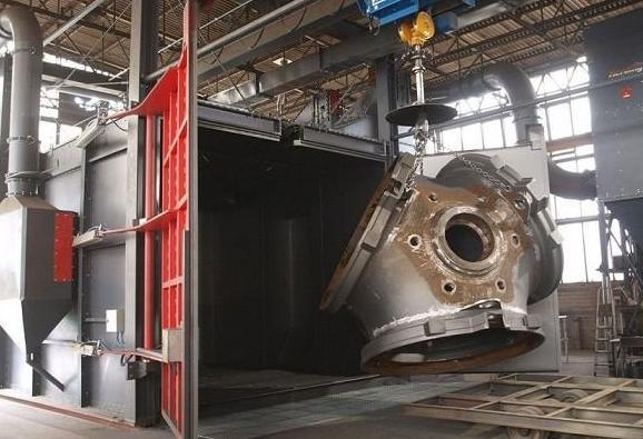钢结构机械设备的清洗与除锈厂家