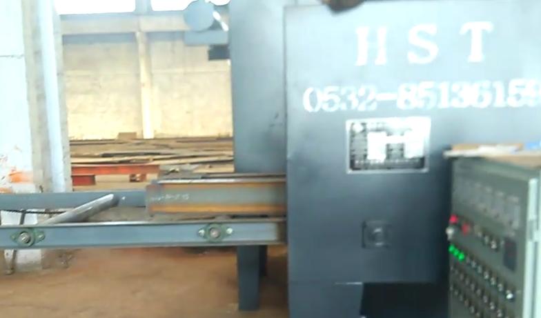 h型钢抛丸机|钢结构抛丸|钢结构喷砂除锈设备|厂家价格