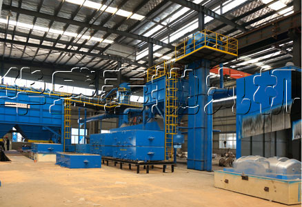 Vfa自动造型生产xian